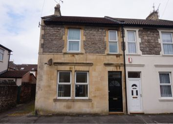 Thumbnail 3 bed end terrace house for sale in Glebe Road, Weston-Super-Mare
