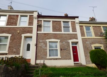 Thumbnail 4 bed terraced house for sale in Upton Road, Torquay