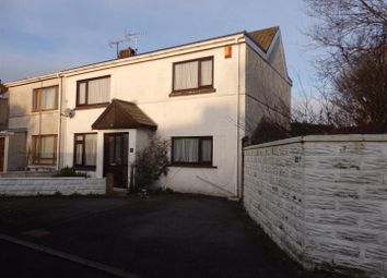 3 bed semi-detached house for sale in New Road, Dafen, Llanelli SA14