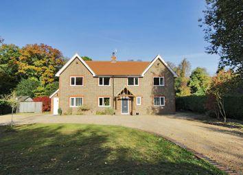 Thumbnail 4 bed detached house for sale in Furnace Farm Road, Felbridge, West Sussex