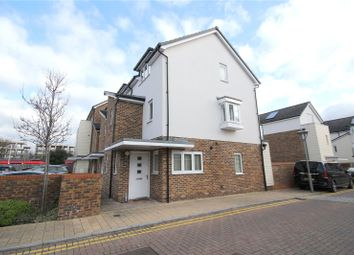 Thumbnail 3 bed end terrace house for sale in Pyle Close, Addlestone, Surrey