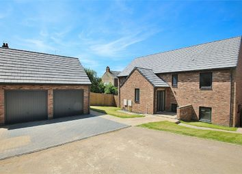 Thumbnail 5 bed detached house for sale in Ewart Close, Long Buckby, Northampton