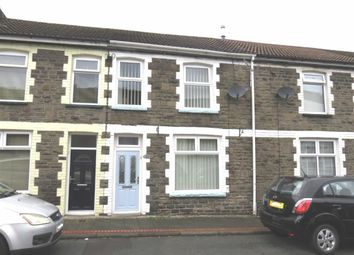 Thumbnail 4 bed terraced house for sale in Coedpenmaen Road, Trallwn, Pontypridd