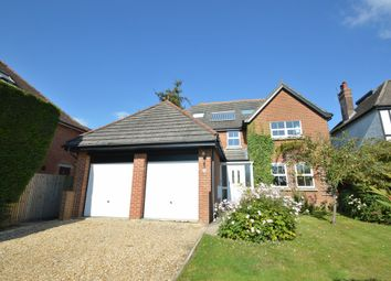 Thumbnail 7 bedroom detached house to rent in Western Road, Chandler's Ford, Eastleigh