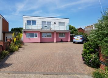 Thumbnail 5 bed detached house for sale in Cliff Road, Old Felixstowe, Felixstowe