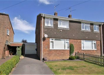 Thumbnail 3 bed semi-detached house for sale in Pear Tree Road, Lindford, Bordon