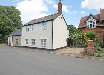 Thumbnail 4 bed cottage for sale in Woodbury Road, Clyst St. George, Exeter