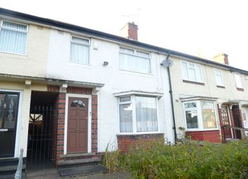 Thumbnail 3 bed terraced house for sale in Astbury Avenue, Bearwood, Smethwick