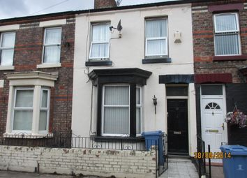 Thumbnail 3 bed terraced house to rent in Trevelyan Street, Liverpool