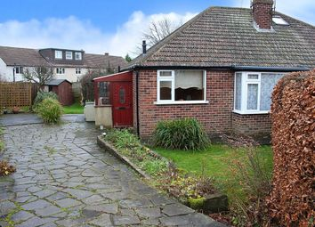 Thumbnail 2 bed semi-detached bungalow for sale in Kirkham Place, Harrogate