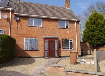 Thumbnail 3 bed terraced house for sale in Jarvis Drive, Melton Mowbray