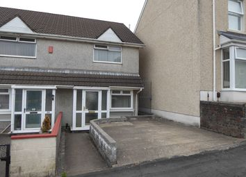 Thumbnail 2 bed semi-detached house for sale in Millwood Street, Manselton, Swansea