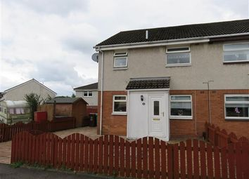 Thumbnail 1 bed maisonette for sale in Moss Road, Wishaw ML2, Wishaw,