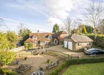 Thumbnail 5 bed detached house for sale in Christmas Cottage, Maynards Green, Heathfield, East Sussex