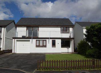 Thumbnail 4 bed detached house for sale in Morfa Gaseg, Llanfrothen, Penrhyndeudraeth, Gwynedd