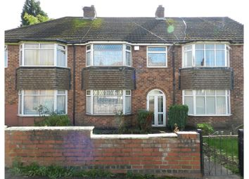 Thumbnail 3 bedroom terraced house for sale in Knight Avenue, Coventry