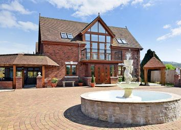 Thumbnail 5 bed detached house for sale in Main Road, Whiteley Bank, Isle Of Wight