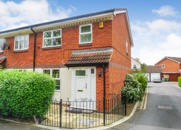 Thumbnail 3 bed end terrace house for sale in Partridge Road, London