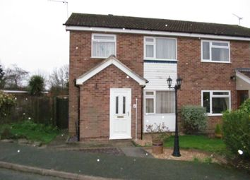 Thumbnail 3 bed semi-detached house for sale in Hall Road, Stowmarket