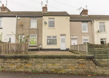 Thumbnail 3 bed terraced house for sale in Church Lane, North Wingfield, Chesterfield