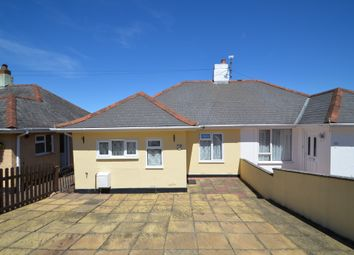 Thumbnail 2 bed semi-detached bungalow for sale in Parkway, St Thomas, Exeter