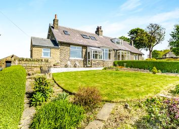 Thumbnail 3 bed semi-detached house for sale in Toothill Bank, Brighouse