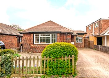 Thumbnail 3 bedroom detached bungalow for sale in Old Farm Road, Hampton