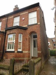 Thumbnail 3 bed end terrace house to rent in Byrom Street, Altrincham