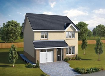 Thumbnail 3 bed detached house for sale in Long Meadow, Ormiston, Tranent, East Lothian