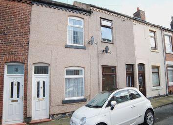 Thumbnail 2 bedroom terraced house to rent in Kirk Street, Smallthorne, Stoke-On-Trent