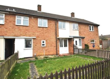 Thumbnail 3 bed terraced house to rent in Orchard Close, Letchworth Garden City