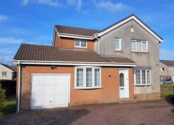 Thumbnail 5 bedroom detached house for sale in Wamphray Place, Gardenhall, East Kilbride