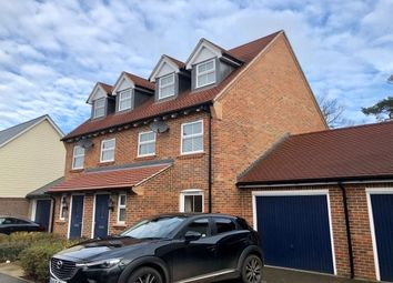 Thumbnail 3 bed property to rent in Chilworth Way, Sherfield-On-Loddon, Hook