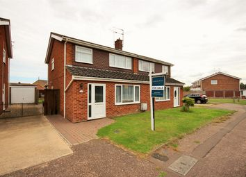 Thumbnail 3 bed semi-detached house for sale in Townsend Road, Tiptree, Colchester, Essex