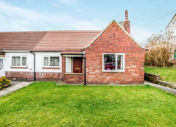 Thumbnail 2 bed semi-detached bungalow for sale in Fields Rise, Kirkheaton, Huddersfield