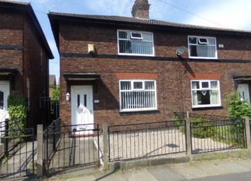 Thumbnail 2 bed semi-detached house to rent in Railway Street, Dukinfield