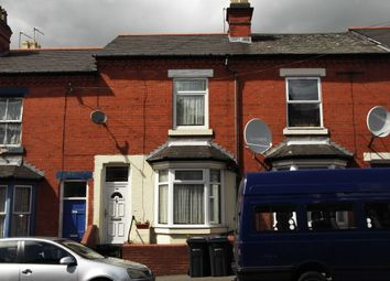 Thumbnail 4 bedroom terraced house for sale in Newton Road, Sparkhill, Birmingham, West Midlands B11, Birmingham,