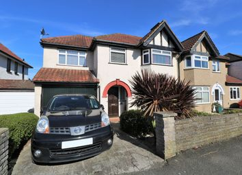 Thumbnail 4 bed semi-detached house for sale in Upper Selsdon Road, South Croydon, Surrey