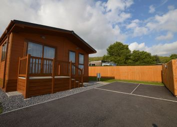 Thumbnail 2 bed mobile/park home for sale in Axbridge Road, Cheddar