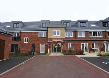 Thumbnail 1 bed flat for sale in Waverley Road, Carlisle