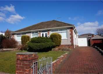 Thumbnail 3 bed detached bungalow to rent in Garnlwyd Close, Morriston