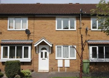 Thumbnail 2 bed town house for sale in Kestrel Close, Killamarsh, Sheffield, Derbyshire