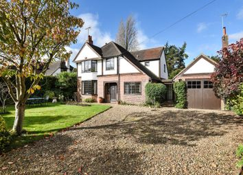 Thumbnail 4 bedroom detached house for sale in Sonning, Reading