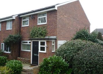 Thumbnail 3 bed terraced house to rent in Barnfield Drive, Chichester