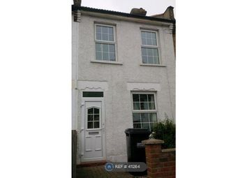 Thumbnail 3 bed terraced house to rent in Exeter Road, Croydon