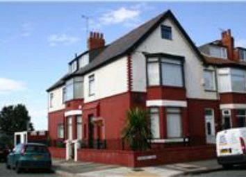 Thumbnail 5 bed semi-detached house to rent in Sandcliffe Road, Wallasey, Wirral