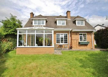 Thumbnail 3 bedroom detached house for sale in Raby Close, Heswall, Wirral