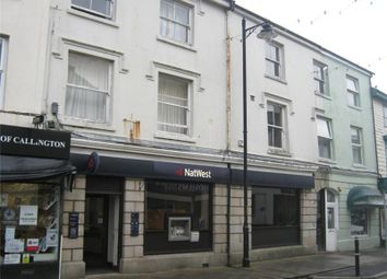 Thumbnail Retail premises for sale in 45, Fore Street, Callington, Cornwall, UK