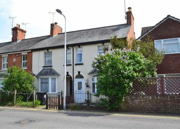 Thumbnail 3 bedroom end terrace house for sale in Boundary Road, Newbury, Berkshire