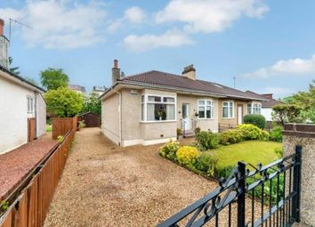 Thumbnail 2 bed bungalow for sale in Muirhill Avenue, Glasgow, Lanarkshire